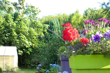 Dormir chambres d'hôtes Lorient Hennebont Auray Kervignac - Les Jardins du Cloestro -Grand Parc avec Jardins