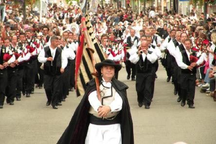 Festival Interceltique de Lorient - Séjour en maison d'hôtes Bretagne Sud - Les Jardins du Cloestro - Kervignac