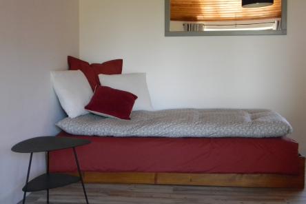 Dormir en chambres d'hôtes Bretagne Sud - Les Jardins du Cloestro - Kervignac - Chambre familiale